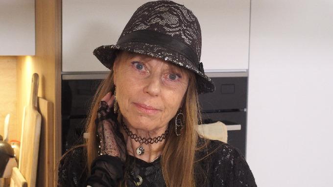 Herečka Lenka Kořínková