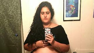 Shantel Carrillová jedla fastfood i dvakrát denně.