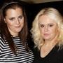 Ornella Koktová a její matka Monika