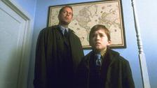 Herci Bruce Willis a Haley Joel Osment ve filmu Šestý smysl