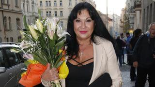 Zpěvačka a herečka Dagmar Patrasová
