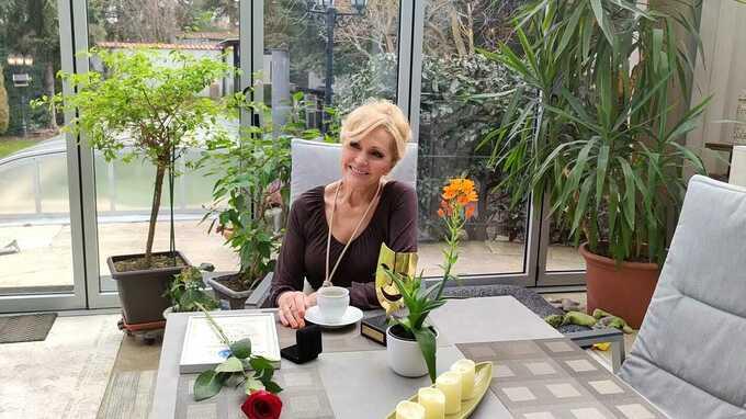 Zpěvačka Helena Vondráčková