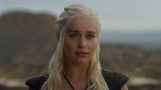 Herečka Emilia Clarkeová