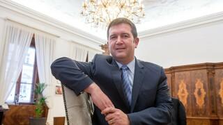 Ministr Jan Hamáček