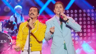 David Gránský a Roman Vojtek v show Tvoje tvář má známý hlas