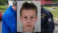 Policie pátrá po 15letém chlapci