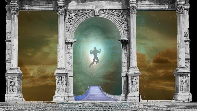reinkarnace, ilustrační snímek