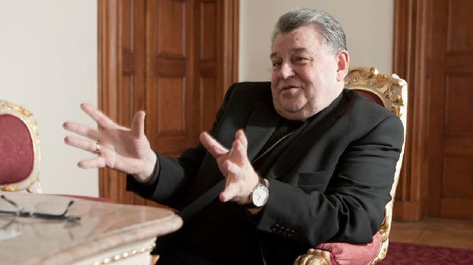 Dominik kardinál Duka je vysoký římskokatolický klerik, dominikán, 36. arcibiskup pražský, 24. primas český a kardinál