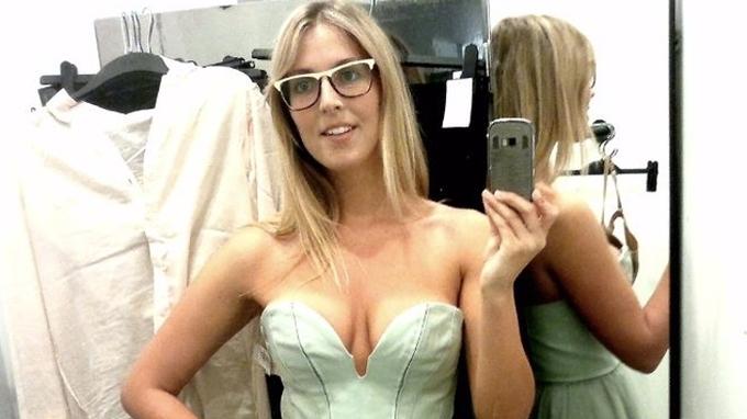 Modelka Laura Brioschiová