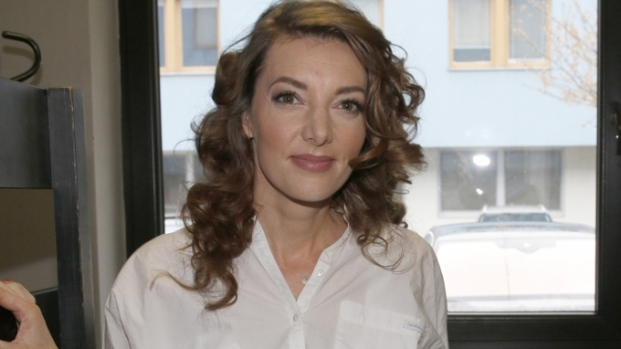 Zpěvačka Dagmar Sobková alias Dasha