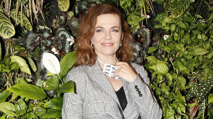 Zpěvačka Marta Jandová