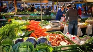 Farmářské trhy – Ilustrační snímek