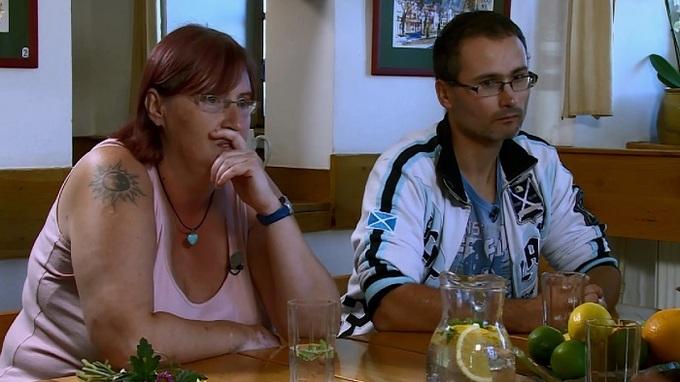 Iveta a David z Výměny manželek