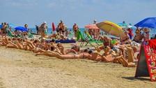 Pláž – ilustrační foto