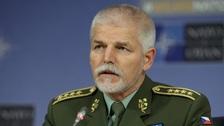 Generál ve výslužbě Petr Pavel