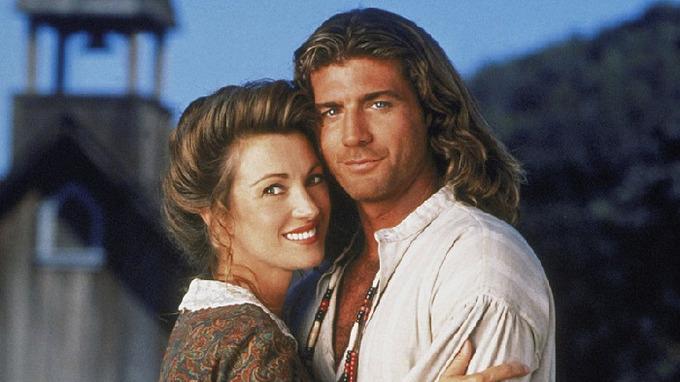 Herci Jane Seymourová a Joe Lando