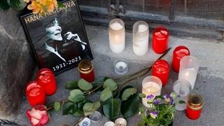 Hana Hegerová zemřela 23. března 2021