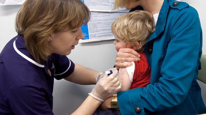 Očkování – Ilustrační snímek