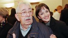 Herec Vlastimil Brodský s dcerou Terezou