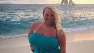 Casey Canadyová bývala obézní