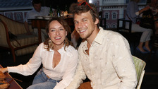 Tatiana Dyková s manželem