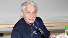 Herec a zpěvák Josef Laufer