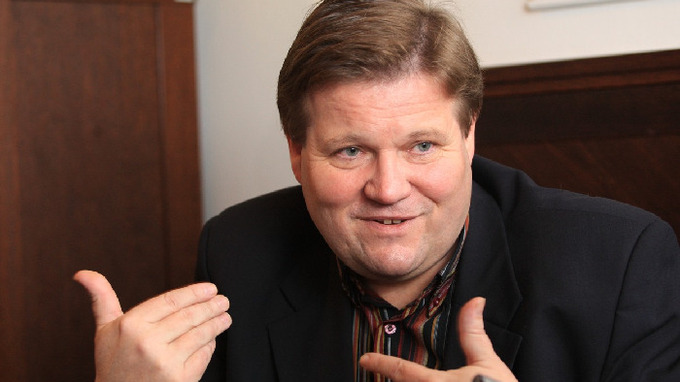 Politik Zdeněk Škromach