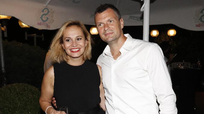 Monika Absolonová a Tomáš Horna