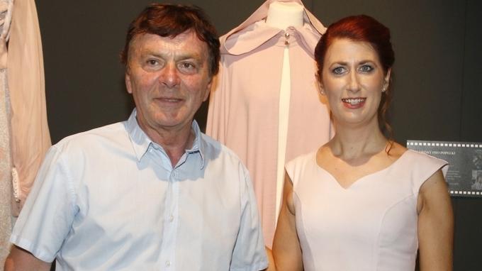 Manželé Pavel a Monika Trávníčkovi