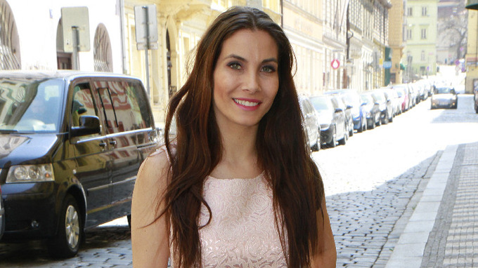 Herečka Eva Decastelo
