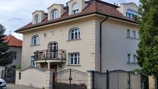 Vila na pražské Lhotce, kde žije Monika Absolonová