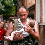 Then and now – policeman who cradled baby girl to safety from blitzkrieg school in terrorist horror meets up with her again
