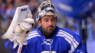 Bývalý hokejový brankář Roman Čechmánek
