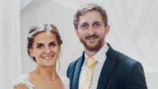 Televizní manželé Petra Malíková a René Vrábel