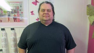 Ralph Lawless dokázal neuvěřitelně zhubnout