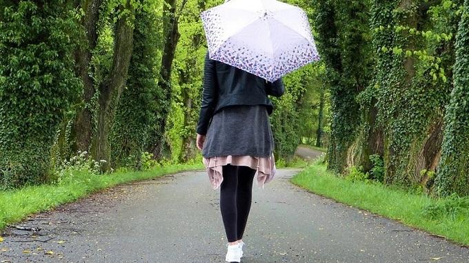 Počasí – ilustrační foto