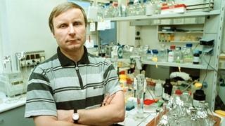 Profesor imunologie Václav Hořejší