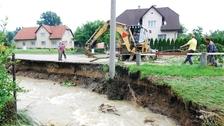 Povodně – Ilustrační snímek