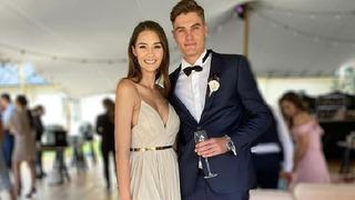 Patrik Schick a jeho sestra Kristýna
