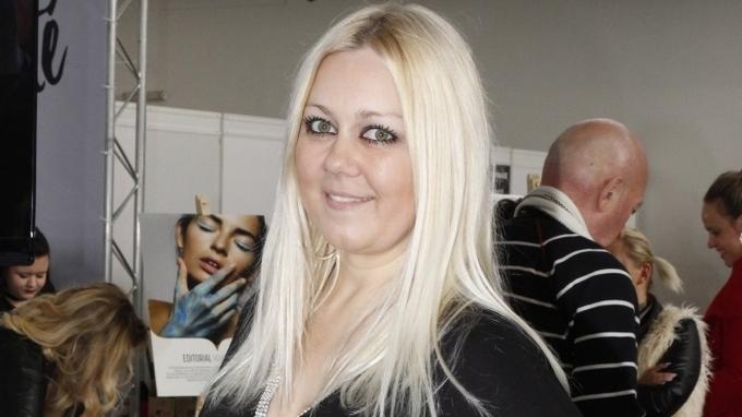 Bývalá členka skupiny Holki Klára Kolomazníková
