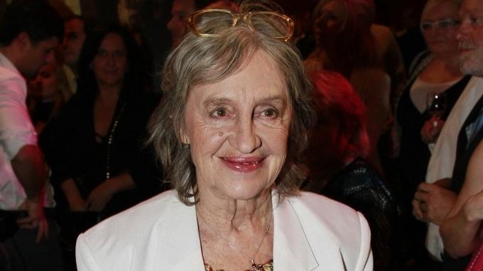 Herečka Nina Divíšková zemřela ve věku 84 let