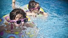 Plavání – ilustrační foto