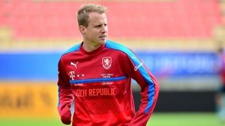 Fotbalista David Limberský