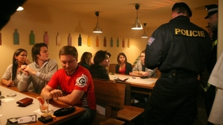Policie – Ilustrační snímek