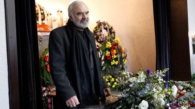 Herec a scénárista Zdeněk Svěrák