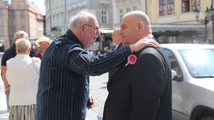 Jan Nedvěd a František Nedvěd