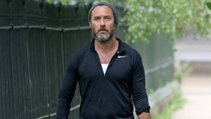 Britský herec Jude Law