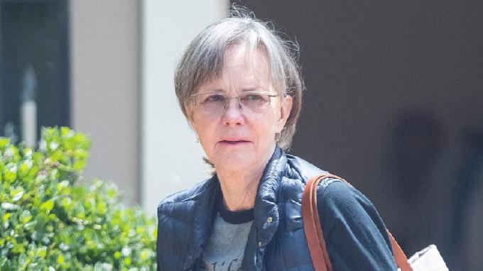 Herečka Sally Fieldová