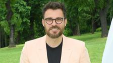 Moderátor Leoš Mareš