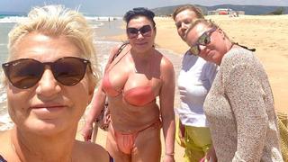 Dagmar Patrasová nedávno pobývala ve Španělsku
